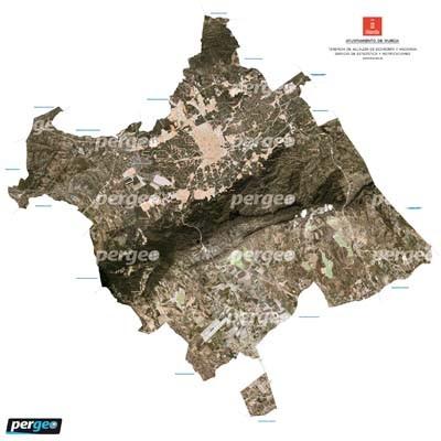 Plano Municipal de Murcia