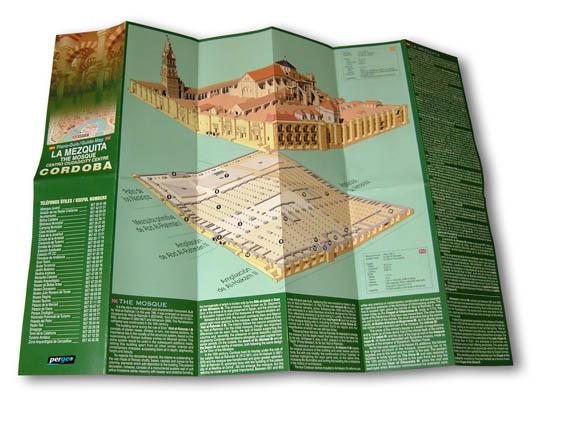 plano mezquita