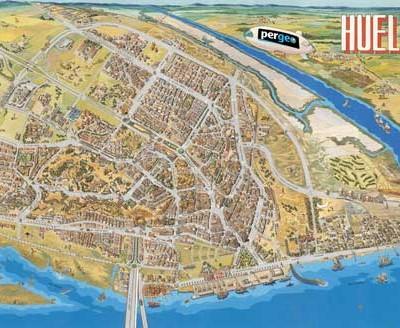 Plano Histórico de Huelva 1992