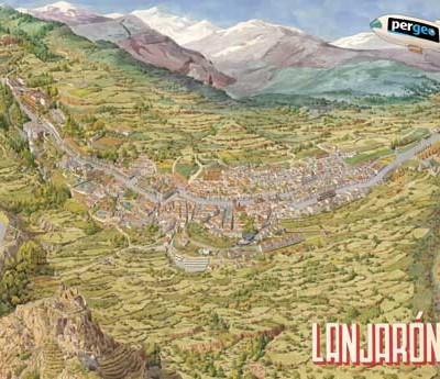 Plano Histórico de Lanjarón 1988