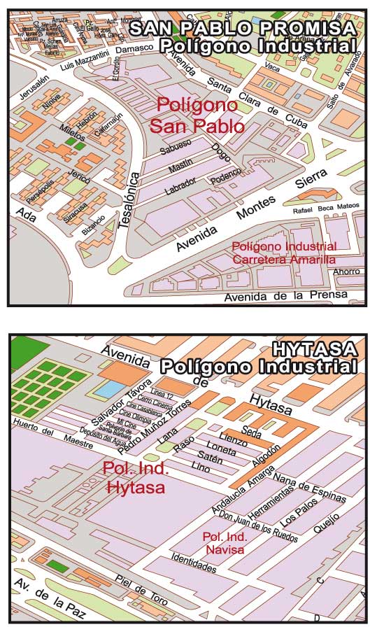 plano-mapa-poligono-sanpablo-hytasa-sevilla